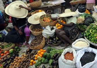 Markt in Port-au-Prince