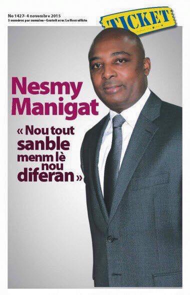 Nesmy Manigat