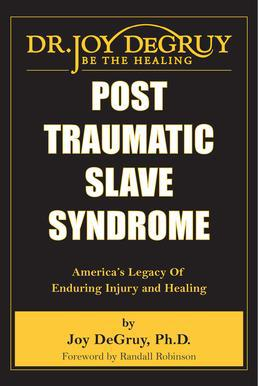 Cover boek Post Traumatic Slavry Syndrome