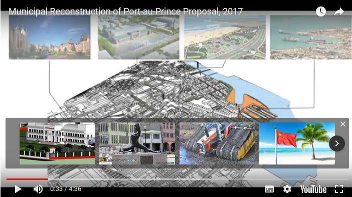 Project van China voor Port-au-Prince