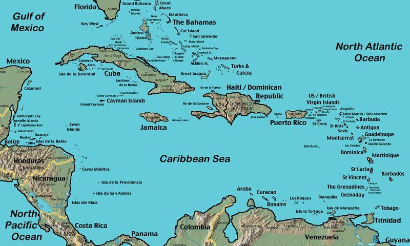De Caraïben